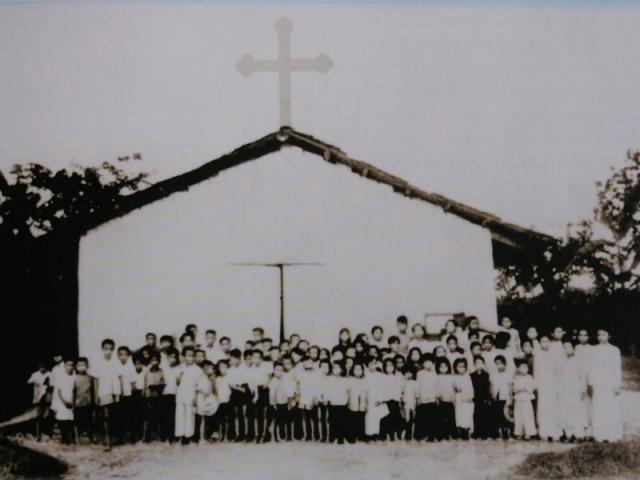 2- Vườn Xoài Sở Rác từ năm 1946-1947